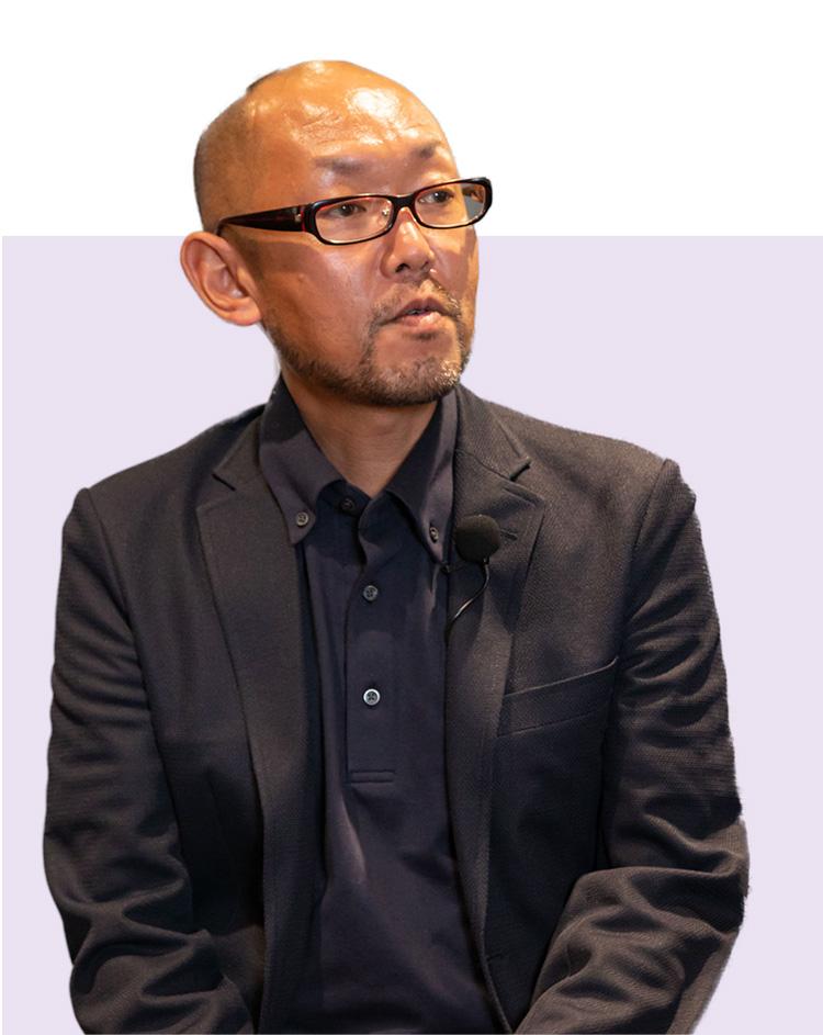八田克彦氏