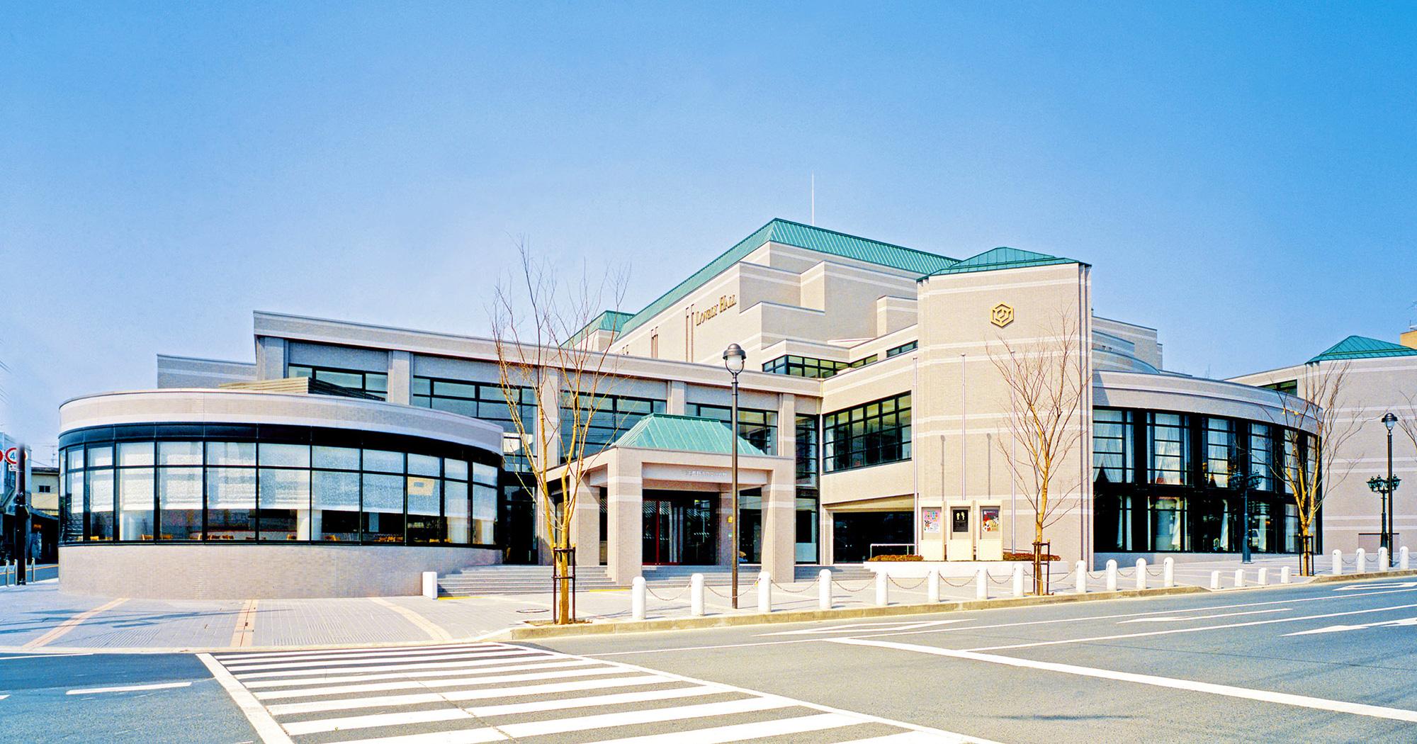 河内長野市立文化会館(ラブリーホール)