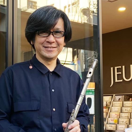 フルート講師 渡辺朋宏